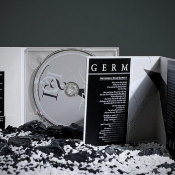 Germ's Loss, opened digipack.