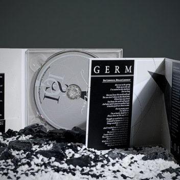Germ's Loss, opened digipack.