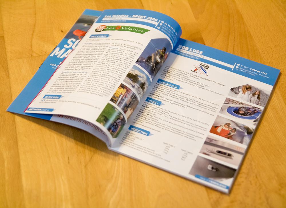 Sport Liberté, 2012/2013 catalogue.